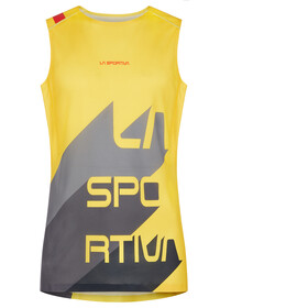 La Sportiva Vert Top Mężczyźni, yellow/carbon